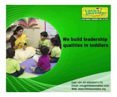We Build Leadership Qualities In Kids