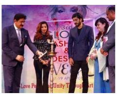 3rd Global Fashion And Design Week Closed With Star Appearance