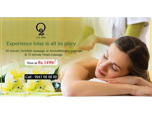 Best Spa in Bangalore | Massage Services in Bangalore | O2 Spa