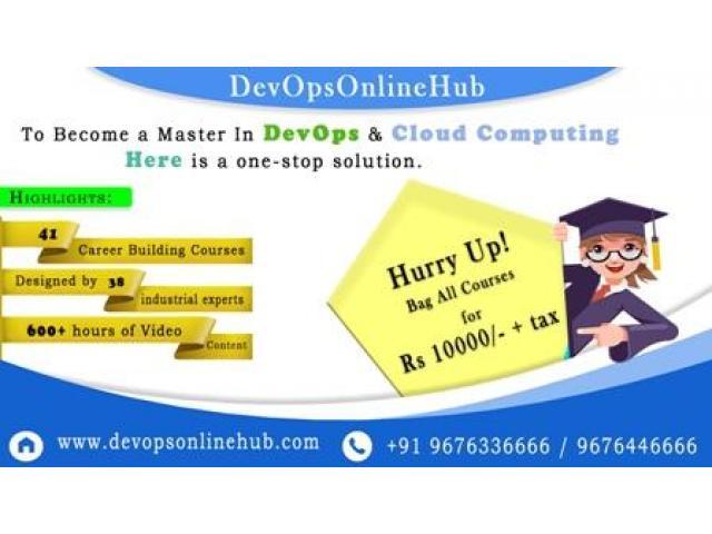 Best DevOps Online Training Course | Amazon Web Services Online Training