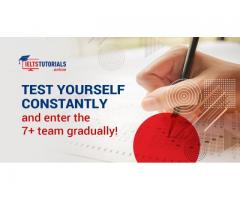 Measure your level of IELTS Preparation. Improve one step a time.
