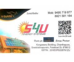 Best V Guard Electric Water Heater Dealers in Palakkad Ottapalam pattambi Mannarkkad Pathirippala
