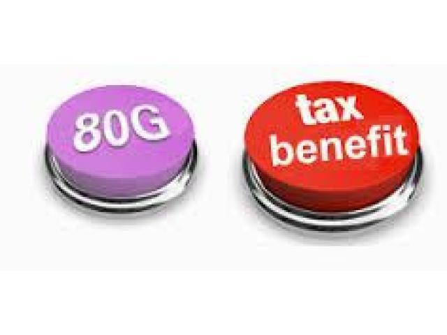 80g Tax Exemption
