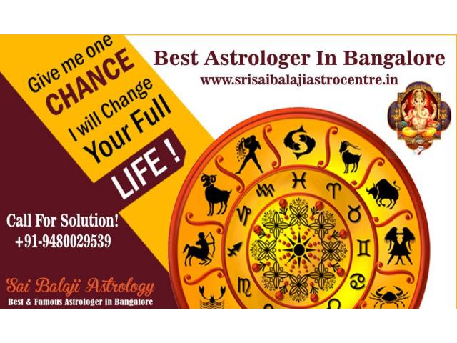 Top Astrologer in Bangalore  - Srisaibalajiastrocentre.in