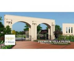 Villa Plots for Sale in Hoskote Malur road - Meenakshi Pearl