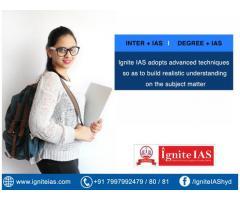 ias coaching institutes in hyderabad | best institute for ias in Hyderabad