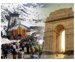 Chardham Yatra With Gaumukh & Valley of Flower From Delhi 18 Days