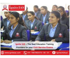 ias training centre in hyderabad | ias training academy in hyderabad