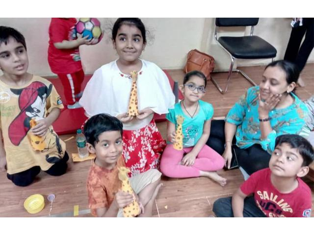 Special Education in Ahmedabad – Kalp Clinic