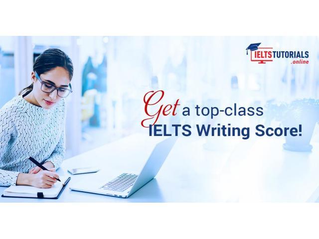 Get a top-class IELTS Writing Score!