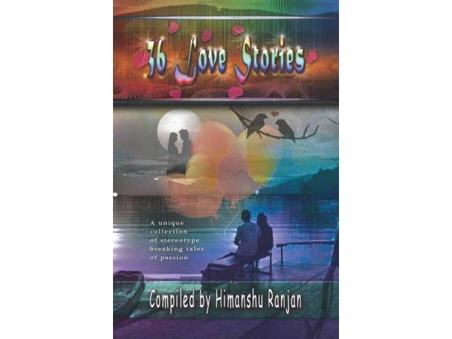 36 Love Stories: Love Book
