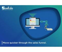 Sell.do more quicker through the sales funnel