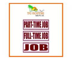 Income Opportunity For  Everyone in Tourism Company TFG Vacations Pvt. Ltd. (ISO- 9001-2008)