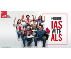 Join ALS IAS coaching in Dharwad and achieve your dream