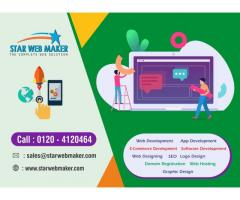 Web Design Services in Noida - Star Web Maker Services Pvt Ltd