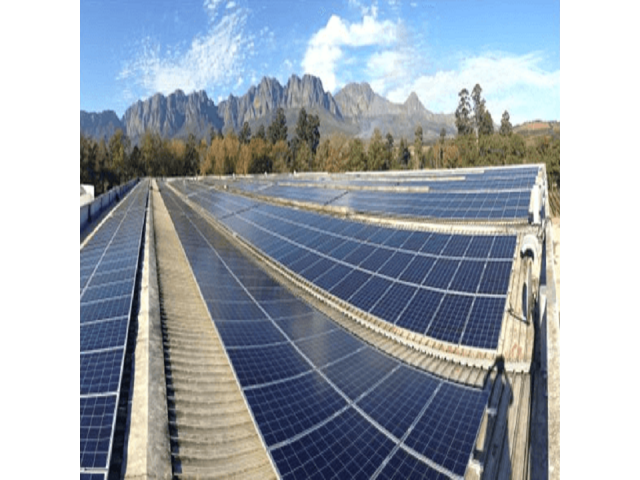 Top Solar Power Plant Forecasting Company in India