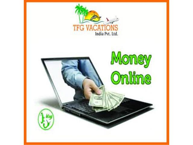Just Spend 4-5 Hrs on Internet And Earn Up To 6000 Weekly