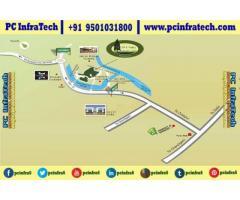 DLF Valley Panchkula, Dlf 3bhk Luxury Floors 95O1O31800