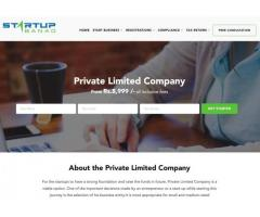 Private Limited Company Registration in Gurgaon