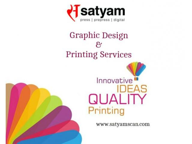Graphic Design & Printing Services in Ahmedabad