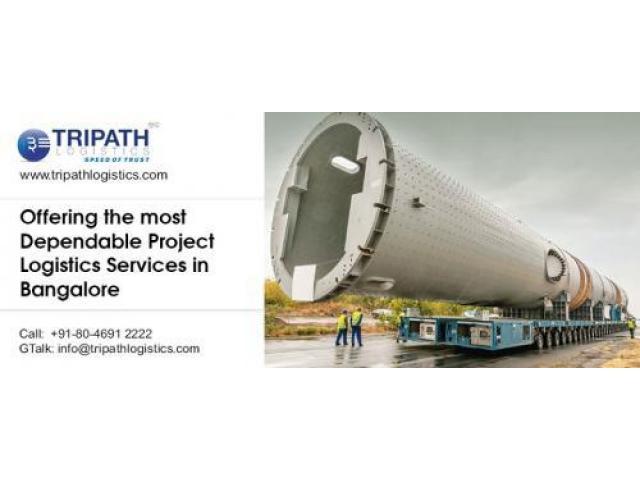Best Project Logistics Company in Bangalore