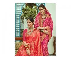 Get Sarees Wholesalers in Surat | Sarees Online | Surati Fabric