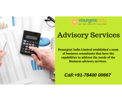 Our Capabilities To Address The Needs Of The Business Advisory Services