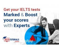 Get your IELTS tests marked & boost your scores with Experts