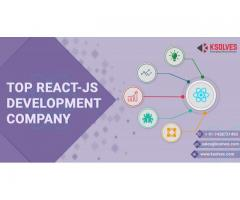 Leading Top ReactJs Development Company in USA