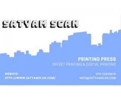 Visiting card Printing in Ahmedabad