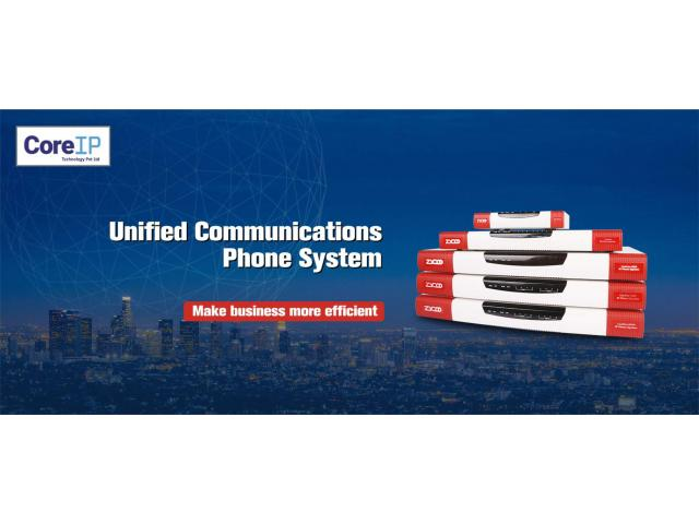 Best unified Communication solution in Noida -CoreIp Technology
