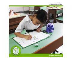 Best Nursery School in Rajnagar Extension Ghaziabad - DPS Rne