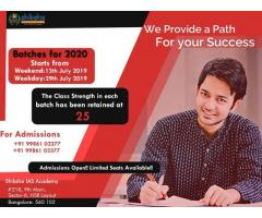 Best IAS coaching institute in Bangalore | Main course | IAS Shiksha