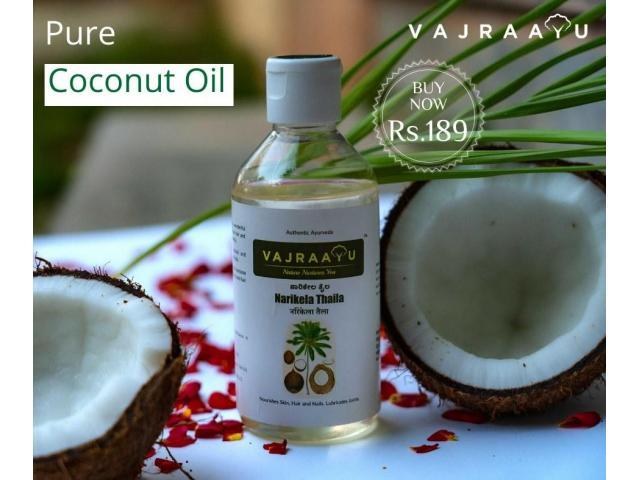 Ayurvedic powder for oily hair   Hair care   Vajraayu