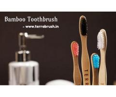 Buy Natural Bamboo Toothbrush Online