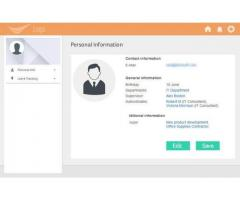 Empower your employees via employee self service portal
