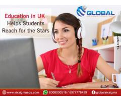 Importance of getting a Master's Degree in UK for Indian students | Global Six Sigma