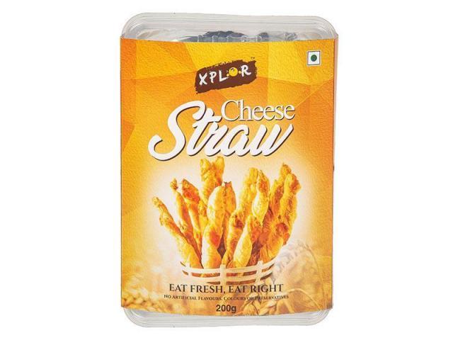 Buy Baked Vegetarian Snacks at XPLOR by Using SastaSundar App
