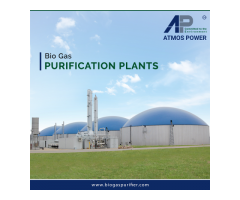 Biogas Upgradation Plant at Best Price in India