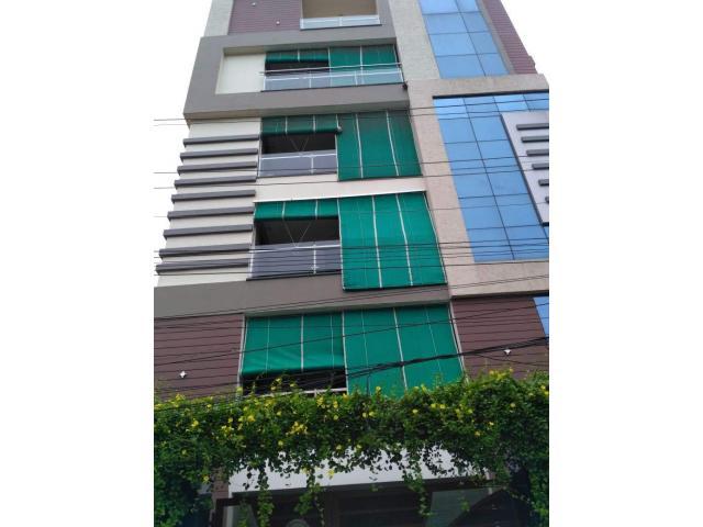 Green Balcony Bamboo Curtains in Ahmedabad