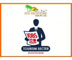 Urgently Requirement Male /Female Candidates For Tourism Promotion