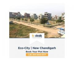 Residential Plots for Sale in Eco City