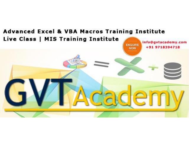 MIS  Training Course in Noida