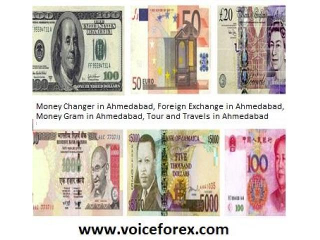 Money Gram in Ahmedabad, Tour and Travels in Ahmedabad - Voiceforex