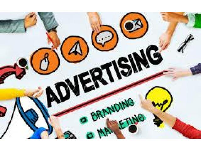 Advertising - Diversified advertising services to create a strong communication with audience.