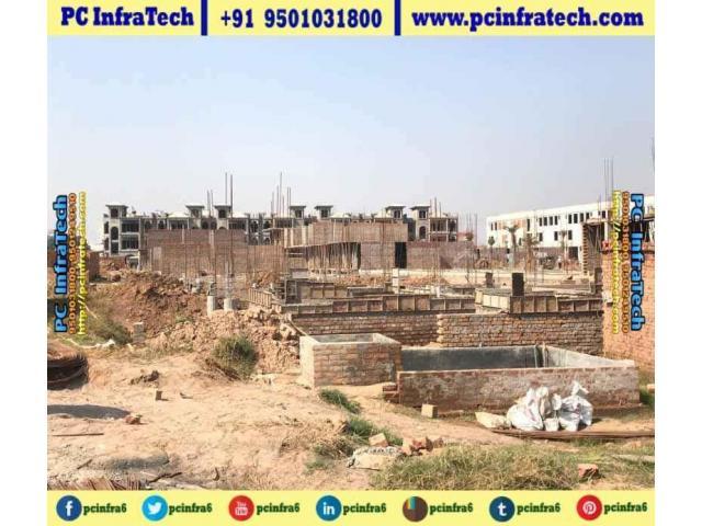 TDI Connaught Residency Floors, 3BHK Sector 74A TDI City 95O1O318OO
