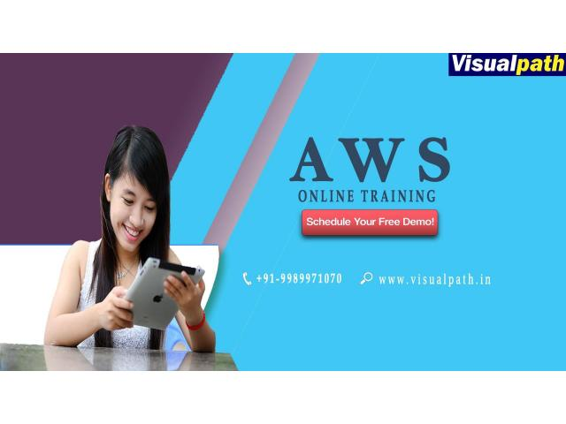 Amazon Web Services Online Training | AWS Training with real-time project