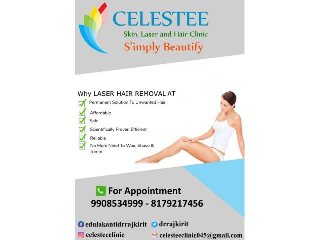 Advanced hair removal | Permanent Laser Hair Removal |