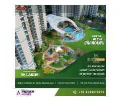 Samridhi Luxuriya Avenue offer Luxury flats in Noida
