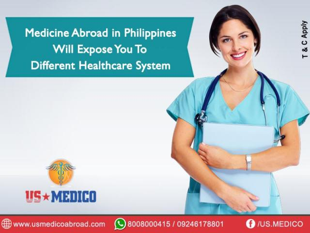 MBBS in Philippines | Study MBBS in Philippines - U S Medico | Hyderabad